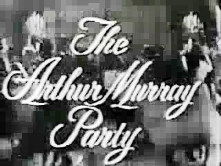Arthur Murray Party on nbc_53-55_58-60_lee