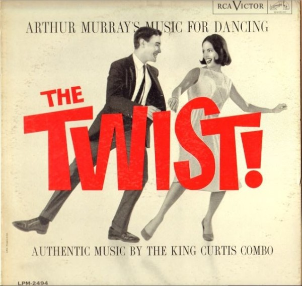 Arthur Murray record album - The Twist