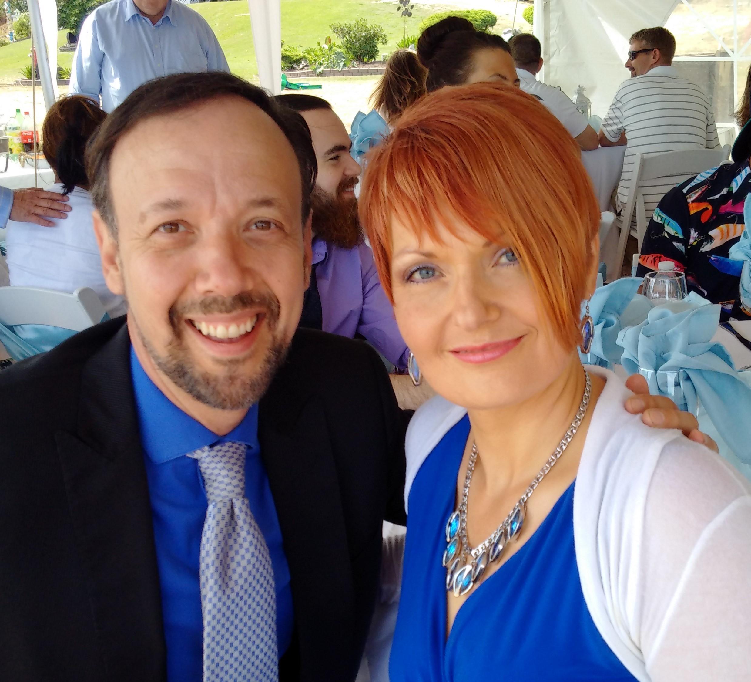 Brent and Barbara