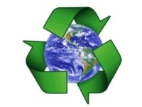 We Recycle and Compost