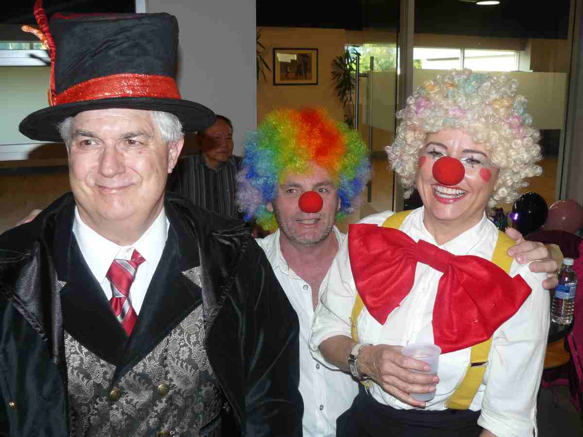 Carnival Theme Party – May 29, 2015