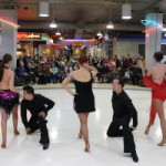 Dancing at Henderson Mall tomorrow, Saturday,  July 25 1:00pm to 3:00pm