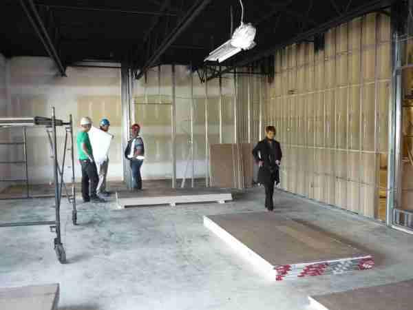 2014 10 09 Fist visit construction AMCoquitlam2 (1)