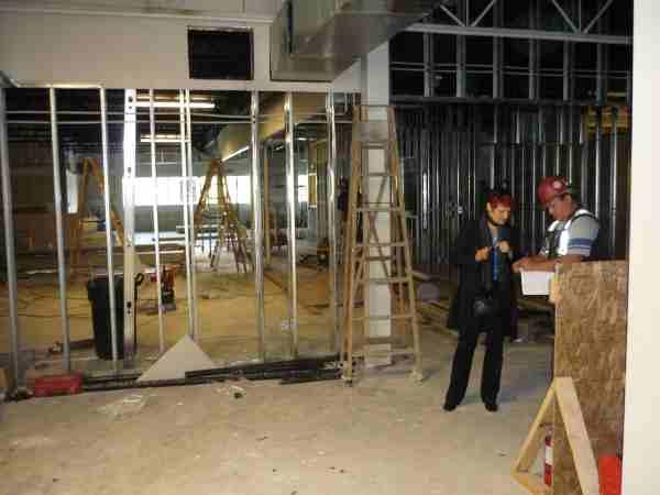 2014 10 09 Fist visit construction AMCoquitlam2 (4)