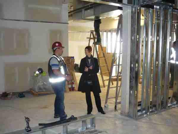 2014 10 09 Fist visit construction AMCoquitlam2 (7)