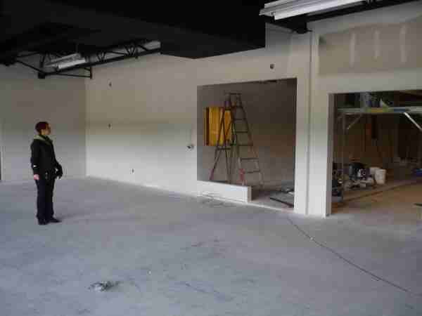 2014 11 15 Visting New studio location during buildout (1)