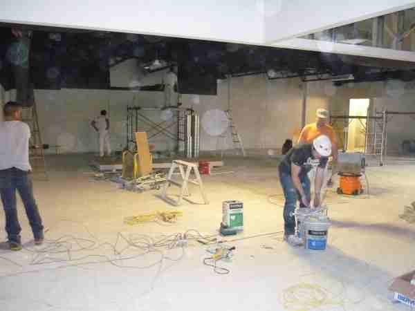 2014 11 15 Visting New studio location during buildout (5)