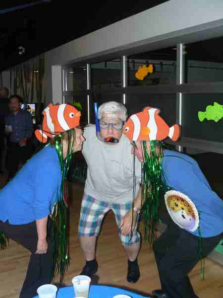 Festival Theme Party – Under the Sea November 27, 2015
