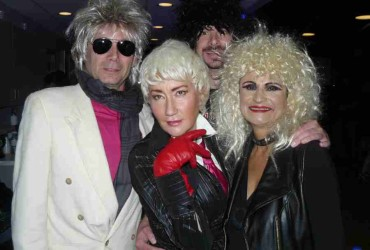 Rock-n-Roll Theme Party – December 4, 2015