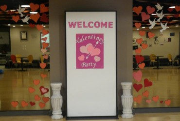 Valentine's Guest Party – Feb 13, 2016
