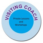 Workshops, Private Coachings with visiting Traveling Coach next week!