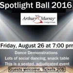 Spotlight Ball – August 26th – Photos posted