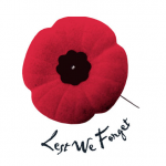 Friday, Remembrance Day, Studio closed (open on Saturday, November 12th)