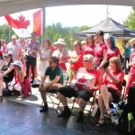 Canada Day in the park – Photos Added!!