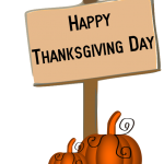 Happy Thanksgiving, everyone!   Studio available for practicing and private lessons today