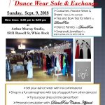 Dance Wear Sale and Exchange – NEW TIME