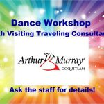 Visiting Coach Workshop this Tuesday, October 30