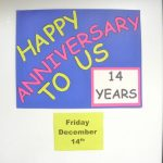 Our 14th Anniversary Party – Friday, December 14th
