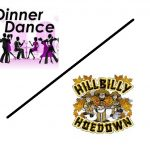 Photos Added – Dinner Dance vs Hillbilly Hoedown