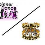Photos Added – Dinner Dance vs Hillbilly Hoedown