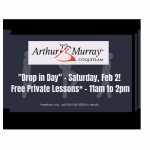 This Saturday (Feb 2) – DROP-IN DAY!