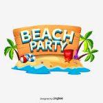 Beach Party – December 11, 2020 8:15pm