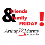 This Friday (August 7 at 8:15pm) is our second Friends and Family Friday on Zoom!