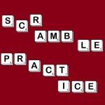 Wednesday Scramble Practices starting next week!