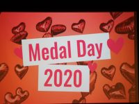 New Photos added to the Studio Photo Albums from Medal Day!