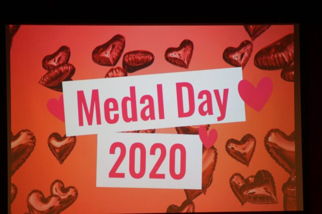 Medal Day 2020 – February 13, 2021 – Dancing
