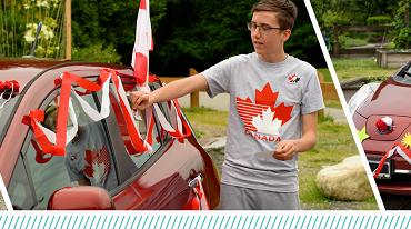 "Canada Day 2021 - Drive-Through ""Reverse Parade"""