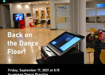 Friday Night In-Person Dance Practice - September 17 at 8:15pm